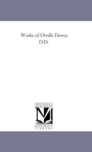 Download Works of Orville Dewey, D.D.
