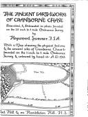 Download The ancient earthworks of Cranborne Chase