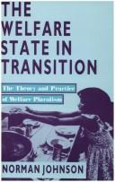 Download The welfare state in transition