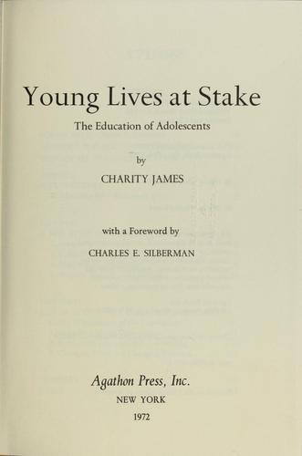 Download Young lives at stake