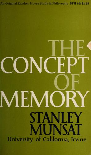 Download The concept of memory.