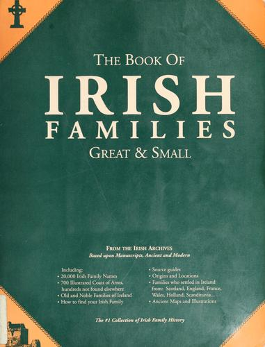 The book of Irish families.