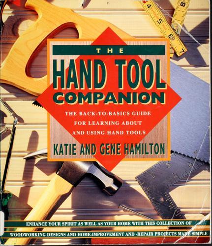 The Hand Tool Companion