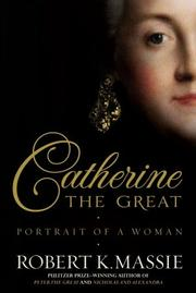 Book Cover: 'Catherine the Great' by Robert Massie