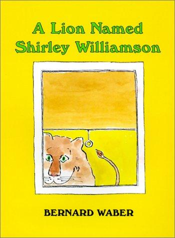 Lion Named Shirley Williamson
