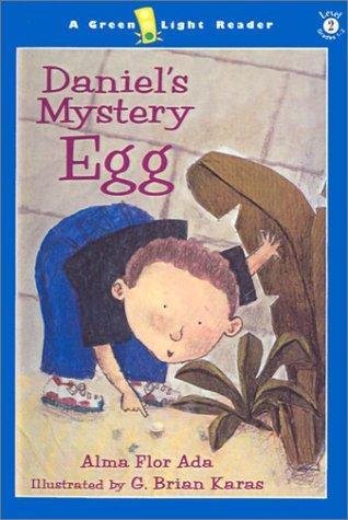 Daniel's Mystery Egg (Green Light Readers: Level 2)