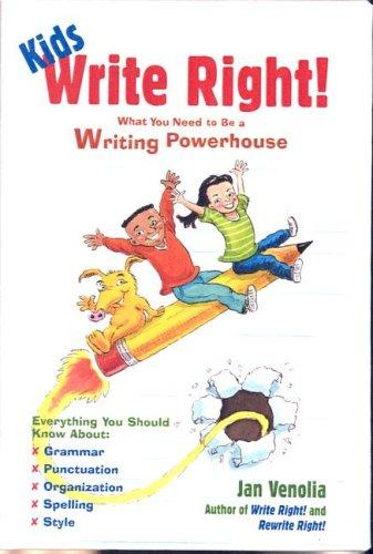Download Kids Write Right!