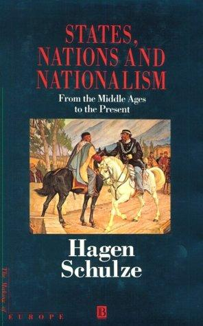 Image for States, Nations and Nationalism (Making of Europe)