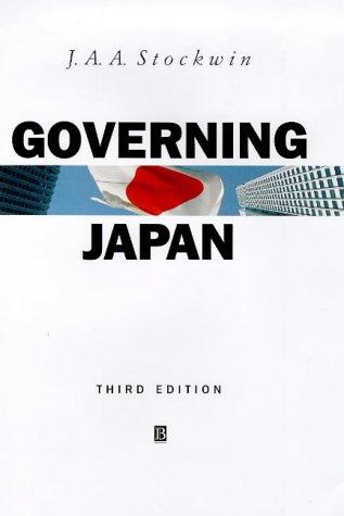 Download Governing Japan