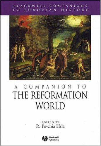 Image for A Companion to the Reformation World (Blackwell Companions to European History)