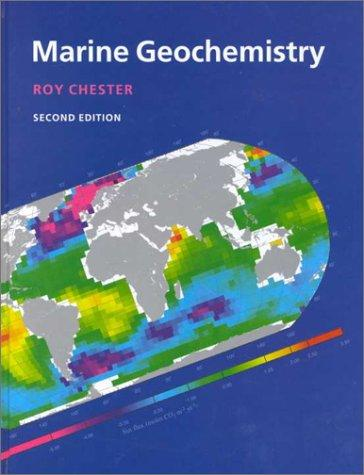Download Marine geochemistry