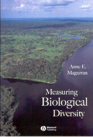 Measuring Biological Diversity