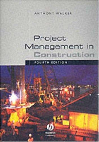 Download Project management in construction