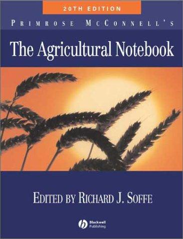 Agricultural Notebook