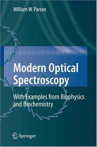 Download Modern Optical Spectroscopy
