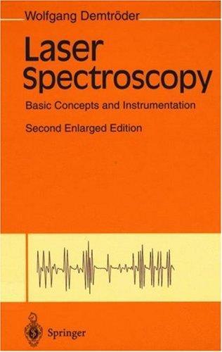 Download Laser Spectroscopy