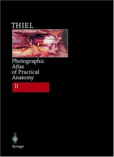 Photographic atlas of practical anatomy