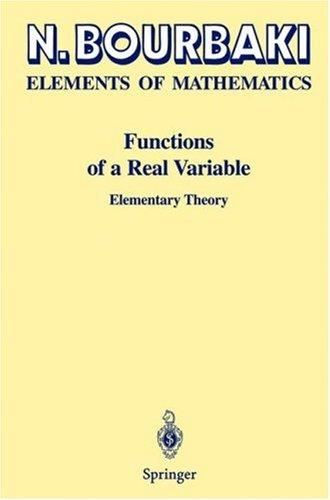 Download Functions of a Real Variable