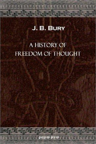 Download A History of Freedom of Thought