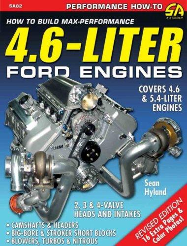 Download How To Build Max-Performance 4.6-Liter Ford Engines