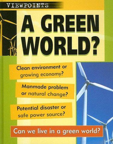 Download A Green World? (Viewpoints)