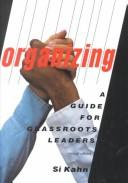 Download Organizing, a guide for grassroots leaders