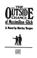 The outside chance of Maximilian Glick