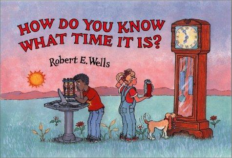 Download How Do You Know What Time It Is? (Albert Whitman Prairie Books)