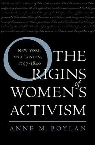 Download The Origins of Women's Activism