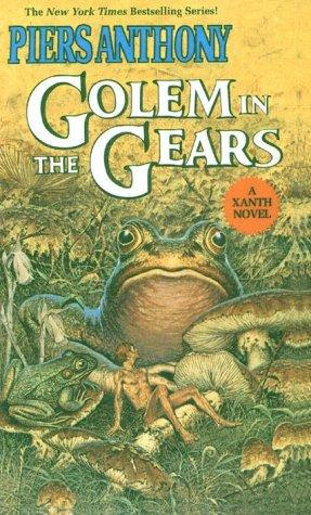 Download Golem in the Gears (Xanth Novels)