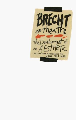 Download Brecht on Theatre