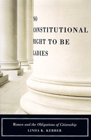 Download No constitutional right to be ladies