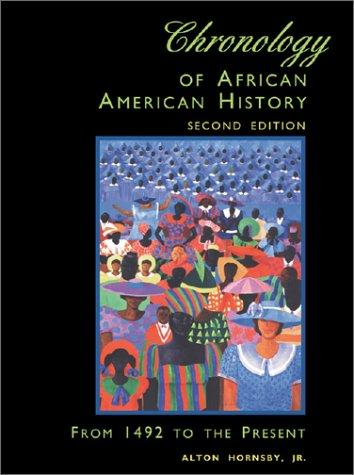 Download Chronology of African American history