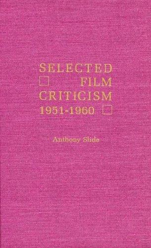 Download Selected Film Criticism