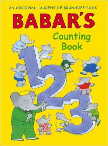Download Babar's counting book