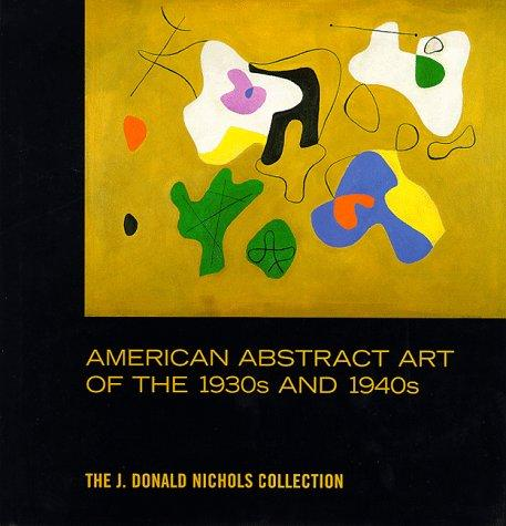 American Abstract Art of the 1930's and 1940's, Knott, Robert