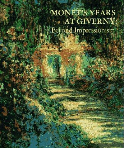 Download Monet's years at Giverny