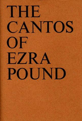 Cantos by Ezra Pound