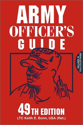 Download Army Officer's Guide