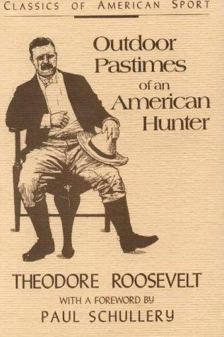Download Outdoor pastimes of an American hunter