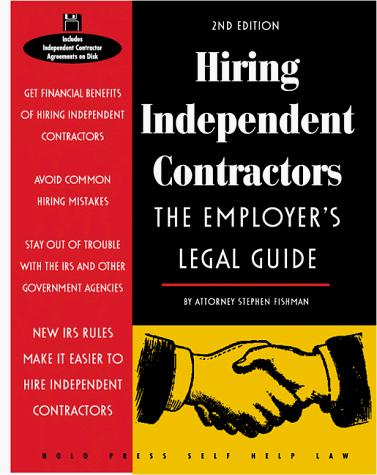 Hiring independent contractors