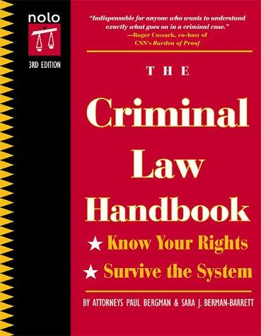 Download The criminal law handbook