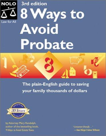 Download 8 Ways to Avoid Probate