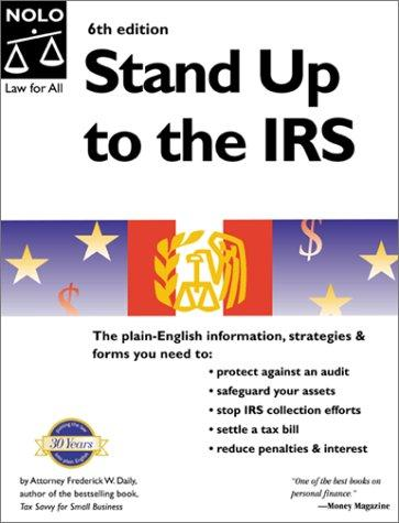 Download Stand up to the IRS