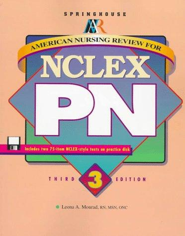 Download American nursing review for NCLEX PN