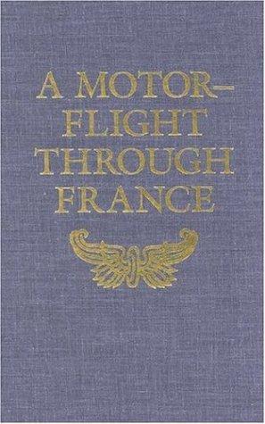 A Motor-flight through France