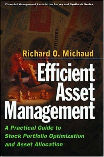 Download Efficient asset management