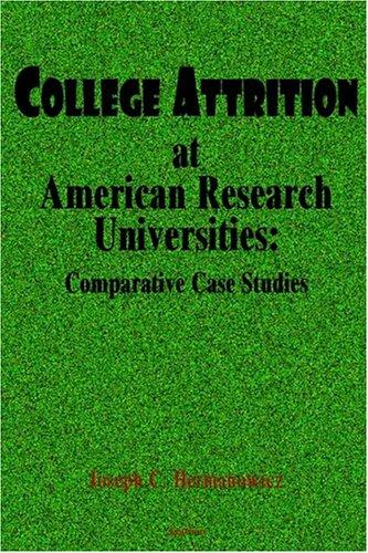 College Attrition at American Research Universities