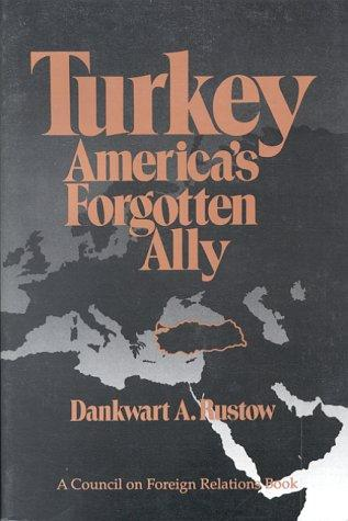Turkey, America's forgotten ally