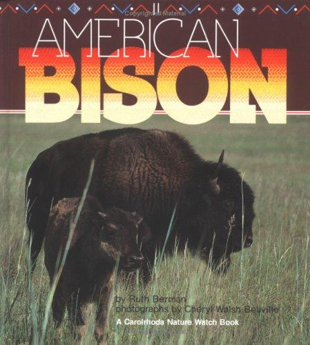 Download American bison